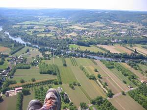 Location de chalet au bord de la Dordogne